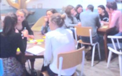 Premier workshop pour Yummy&Guiltfree