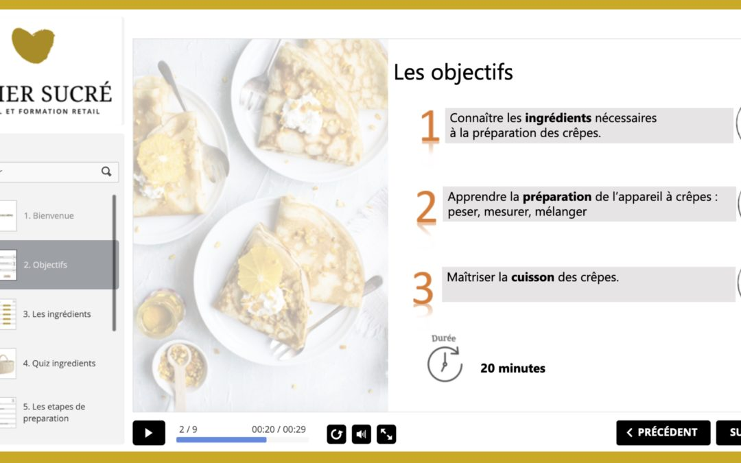 Formation d'intégration : simple comme le elearning